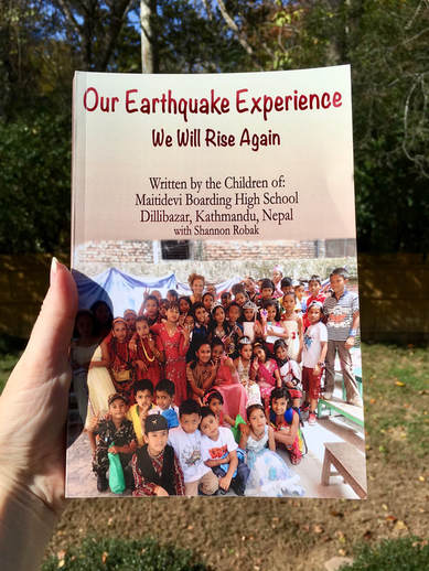 Our Earthquake Experience book